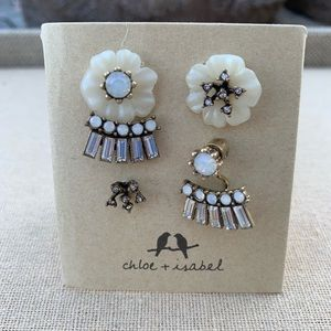 Chloe + Isabel Bella Fiore Convertible Earrings